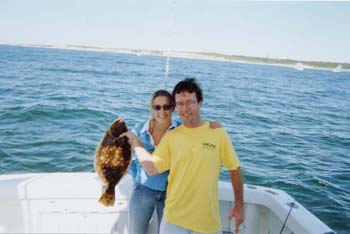 Nice 20lb Mahi caught in Sept. 2003